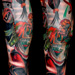 Tattoos - Goal-Tending Leg Sleeve - 66270